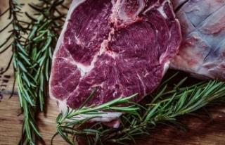 Dondurulmuş etlerde korona virüsü tespit edildi