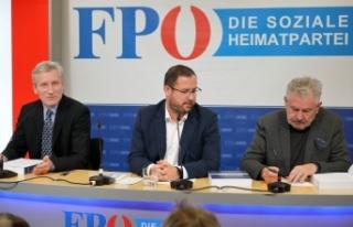 FPÖ Meclis Grup lideri kendisinde Delta varyantı...