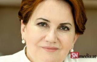 Meral Akşener'den Avusturya Başbakanı Sebastian...