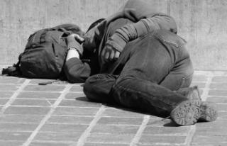 Viyana evsizler için acil konaklama yerleri sağlamaya...