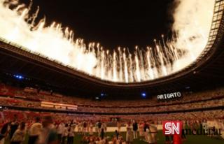 2020 Tokyo Olimpiyat Oyunları, resmen sona erdi (Türkiye,...