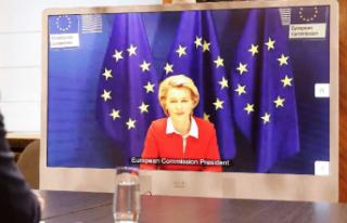 AB Komisyonu Başkanı Ursula Von der Leyen: Taliban...