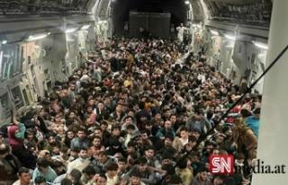 Avrupa alarmda: Afganistan'daki tahliyelere Taliban...