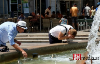Avrupa'da sıcak hava dalgası tehlikesi: Yeni...