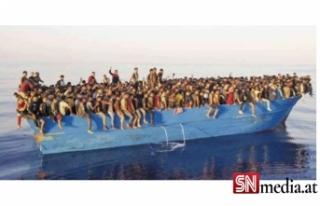 Libya'dan Avrupa'ya 'umut' yolculuğu: 500'den...