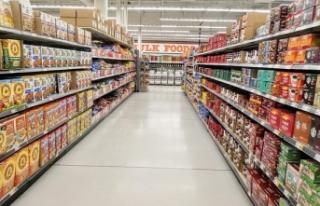 Marketteki yiyeceklere madde enjekte eden şüpheli...