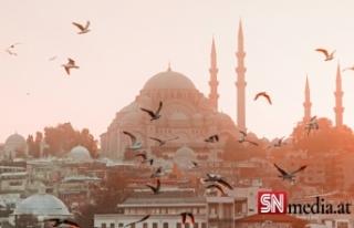 Avrupa'nın 1 numaralı şehri İstanbul seçildi