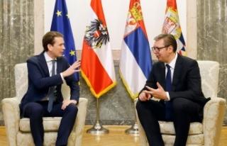 Avusturya ve Sırbistan, Afgan mültecilerin Avrupa'ya...