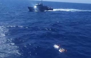 Batan tekneden sağ çıkan kadın, ölmeden önce...