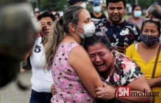 Ekvador'da cezaevinde çatışma: 24 ölü, 48...