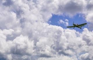 İsrail'den Yunanistan'a giden uçak düştü