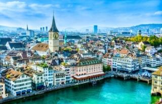 Konaklamada Avrupa'nın en pahalı şehirlerini...
