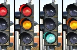 Korona trafik ışığı: Avusturya'nın 4 eyaleti...