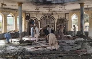 Afganistan'da camide patlama: Çok sayıda ölü...