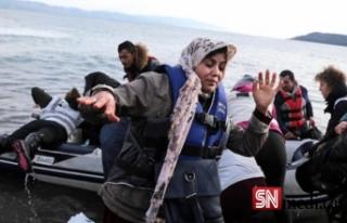 Avrupa Birliği'nden Yunanistan'a göçmen tepkisi