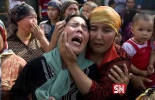 Avrupa'ya kaçan Çinli eski polis, Doğu Türkistan'da...