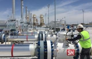 Avrupa'nın gaz depoları boşaldı