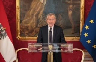 Avusturya Cumhurbaşkanı Van der Bellen, Başbakan...