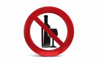 Belçika'nın başkenti Brüksel'de alkol...