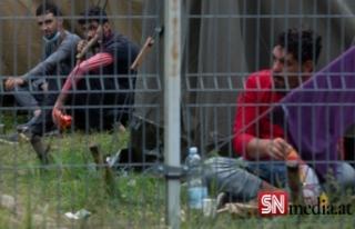 Litvanya, ülkenin en büyük cezaevini göçmen ağırlama...
