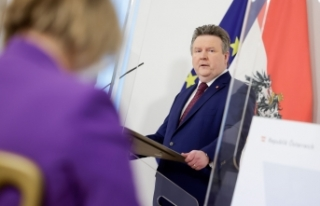 Viyana Belediye Başkanı ÖVP'ye yapılan baskını...