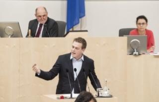 """Yukarı Avusturya Yeşiller Başkanı: """"Bir devlet..."""