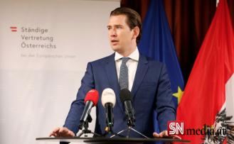 Avusturya Başbakanı Kurz'un, Türkiye'nin AB üyeliği hakkındaki soruya cevabı şaşırtmadı