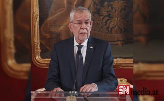 """Cumhurbaşkanı Alexander Van der Bellen: ''Masumiyet karinesi geçerlidir, ama Avusturyalıların da hakları vardır"""""""