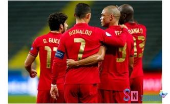 Cristiano Ronaldo, milli takım formasıyla 100 gol barajını geçen tarihteki 2. futbolcu oldu
