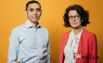 BioNTech kurucuları Özlem Türeci ve Uğur Şahin: İnsan ömrü uzatılabilir