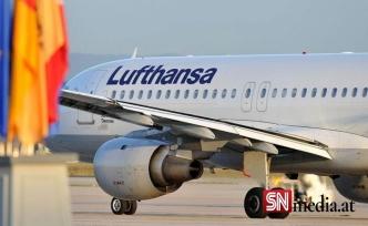 Lufthansa'dan 6,7 milyar euroluk rekor zarar