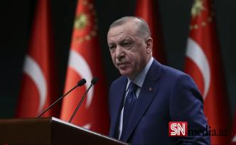 Erdoğan: Arnavutluk başta olmak üzere tüm Balkanların barış, huzur, istikrar ve kalkınması için çaba harcıyoruz