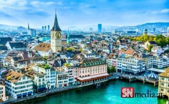 Konaklamada Avrupa'nın en pahalı şehirlerini açıkladı