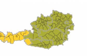 Avusturya yeşil ve sarıya büründü