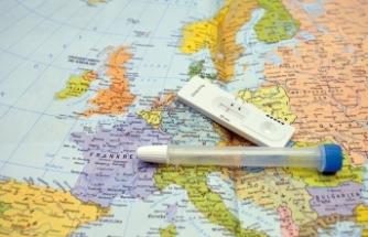 Avusturya'ya bu üç ülkeden geri dönenler için zorunlu PCR testi