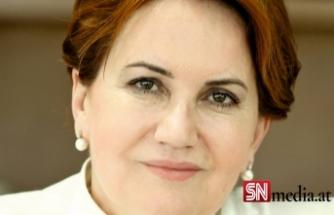 Meral Akşener'den Avusturya Başbakanı Sebastian Kurz'a 'densiz adam' tepkisi