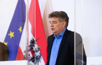 Werner Kogler aşı zorunluluğunu mantıklı buluyor