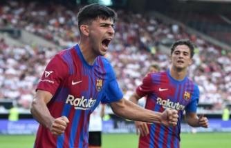 Lionel Messi'nin veliahtı Avusturyalı Yusuf Demir