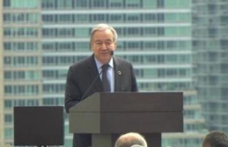 BM Genel Sekreteri: Türkiye'nin sığınmacılara yönelik muazzam cömertliğine şahsen aşinayım