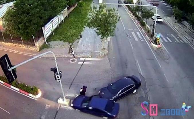 Trafik kazası can kurtardı!