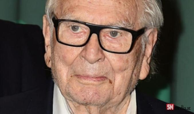 Fransız modacı Pierre Cardin 98 yaşında hayatını kaybetti