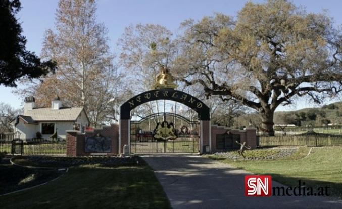 Michael Jackson'ın ünlü malikanesi Neverland satıldı