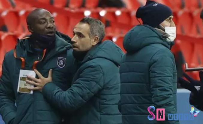 PSG-Başakşehir maçını ırkçılık erteletti