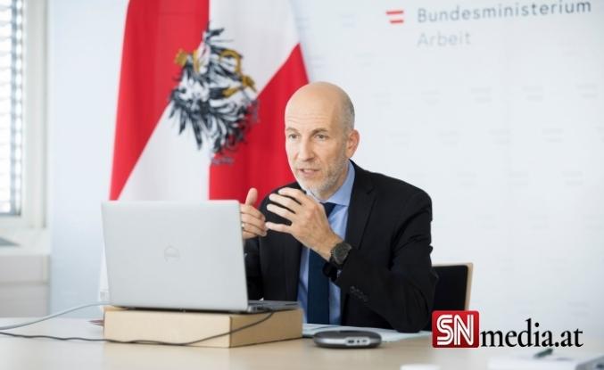 Avusturya Çalışma Bakanı Martin Kocher'den önemli açıklamalar