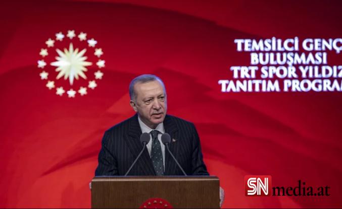 Erdoğan: Filistin'de yaşanan zulme karşı çıkmayı sürdüreceğiz, bir bedel ödenmesi gerekiyorsa öderiz