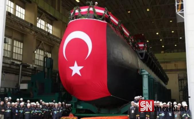 Economist: Türkiye, Alman tasarımı Reis Sınıfı denizaltılar ile Ege Denizi'nde Yunanistan'a karşı üstünlük elde etti