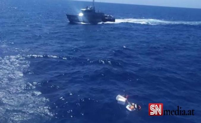 Batan tekneden sağ çıkan kadın, ölmeden önce çocuklarını 4 gün boyunca emzirip hayatta tutmaya çalıştı