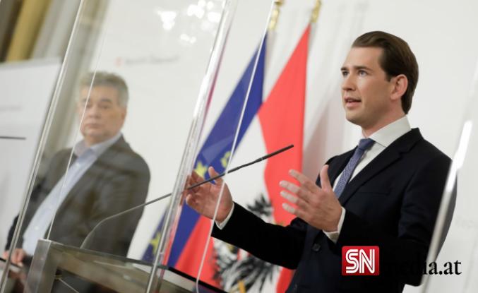 Avusturya Başbakanı Sebastian Kurz istifa etti! Yerine geçecek isim belli oldu!