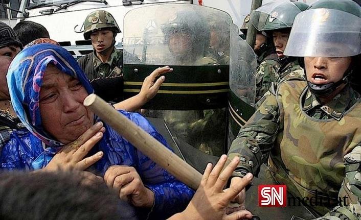 Aralarında Türkiye'nin de bulunduğu 43 ülkeden Çin'e Doğu Türkistan tepkisi