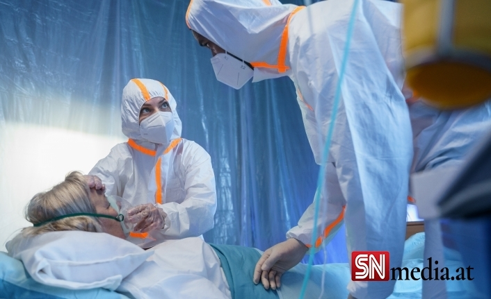 Avusturya'da korona krizi devam ediyor! Hastanede tedavi görenlerin sayısı bini geçti